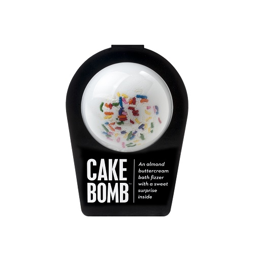 Da Bomb Bath Bomb Fizzers Cake Pink With Surprise Inside
